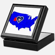 State of Utah Keepsake Box
