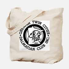 Greater Twin Cities Dalmatian Club Tote Bag