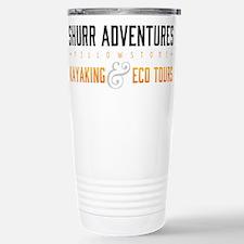 Cute Basic logo Travel Mug