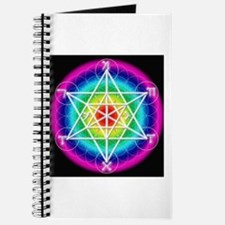 Star TetraHedron With Angelic Journal