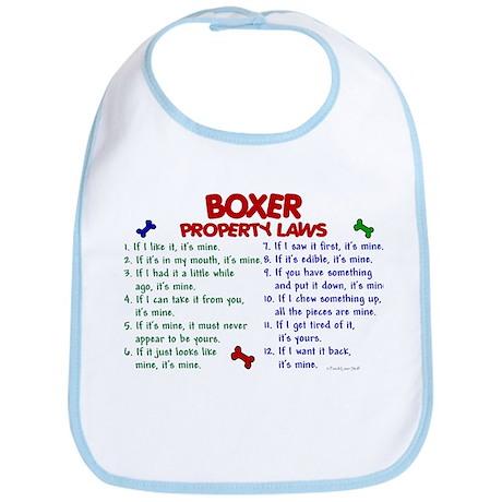 Boxer Property Laws 2 Bib