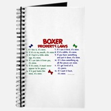 Boxer Property Laws 2 Journal