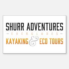 Dark Logo for Light Shirts Everglades Decal