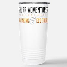 Dark Logo for Light Shirts Everglades Travel Mug