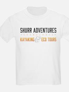 Dark Logo for Light Shirts Everglades T-Shirt