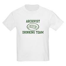 Archivist Drinking Team T-Shirt