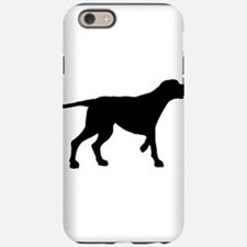 Redbone coonhound iPhone 6/6s Tough Case