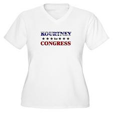 KOURTNEY for congress T-Shirt
