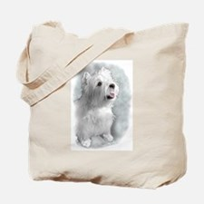 Westie Request Tote Bag