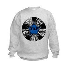 Yap Tribal Sweatshirt