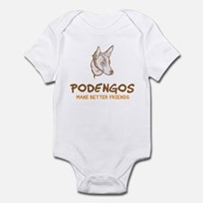 Portuguese Podengo Infant Bodysuit