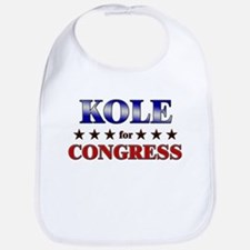 KOLE for congress Bib
