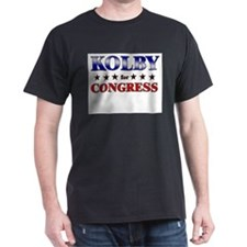 KOLBY for congress T-Shirt