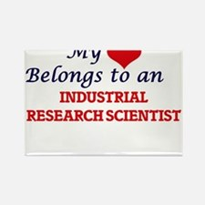 My Heart Belongs to an Industrial Research Magnets