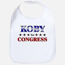 KOBY for congress Bib