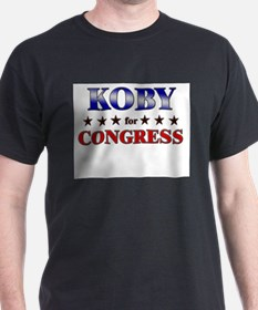 KOBY for congress T-Shirt