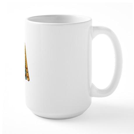 One Good Book Deserves Another Large Mug