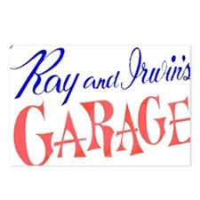 Ray and Irwin Postcards (Package of 8)