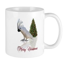 cockatoo christmas Mug