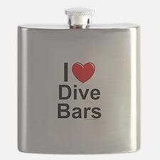 Dive Bars Flask