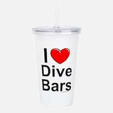 Dive Bars Acrylic Double-wall Tumbler