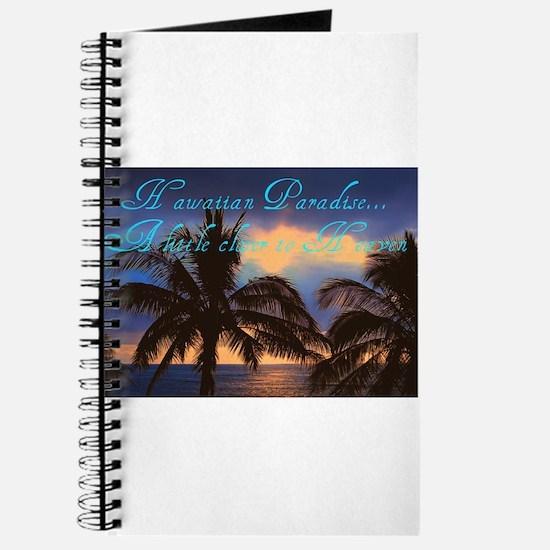 hawaiian paradise Journal