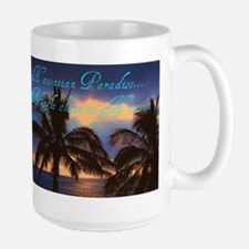 hawaiian paradise Mugs