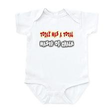 Waste of Chalk Infant Bodysuit