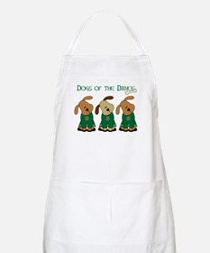 Dogs Of The Dance BBQ Apron