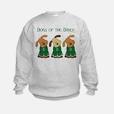 Dogs Of The Dance Sweatshirt