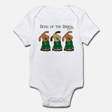 Dogs Of The Dance Infant Bodysuit