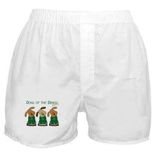 Dogs Of The Dance Boxer Shorts