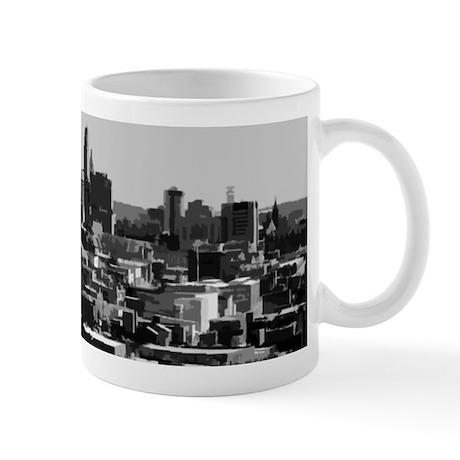 BC Small Skyline Mug