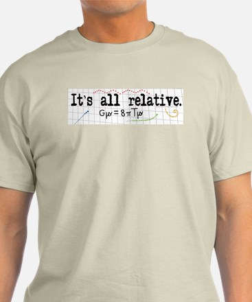 Einstein Relativity T-Shirt