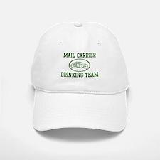 Mail Carrier Drinking Team Baseball Baseball Cap