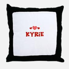 Kyrie Throw Pillow