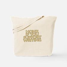 Cool Wga Tote Bag