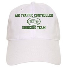 Air Traffic Controller Drinki Baseball Cap