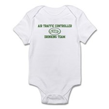 Air Traffic Controller Drinki Infant Bodysuit