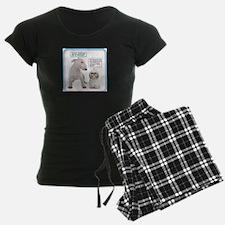 Dog humor Pajamas