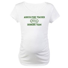 Agriculture Teacher Drinking  Shirt