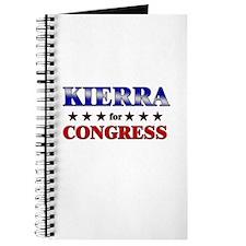 KIERRA for congress Journal