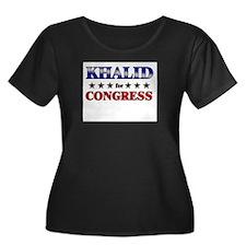 KHALID for congress T