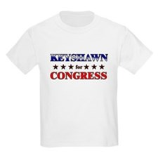 KEYSHAWN for congress T-Shirt