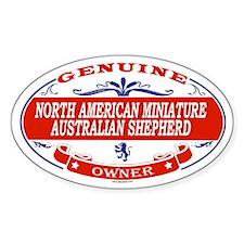 NORTH AMERICAN MINIATURE AUSTRALIAN SHEPHERD Stick
