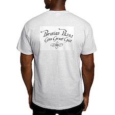 """""""Proud Triad"""" Ash Grey T-Shirt"""