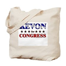 KEVON for congress Tote Bag
