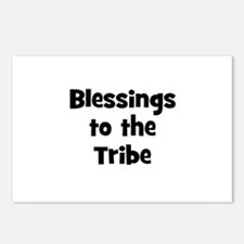 Blessings to the Tribe Postcards (Package of 8)