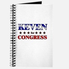KEVEN for congress Journal