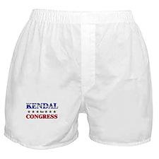 KENDAL for congress Boxer Shorts